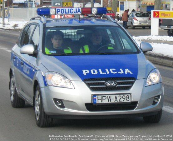 Policja Jaworzno: Właścicel psa zgłosił się na policję