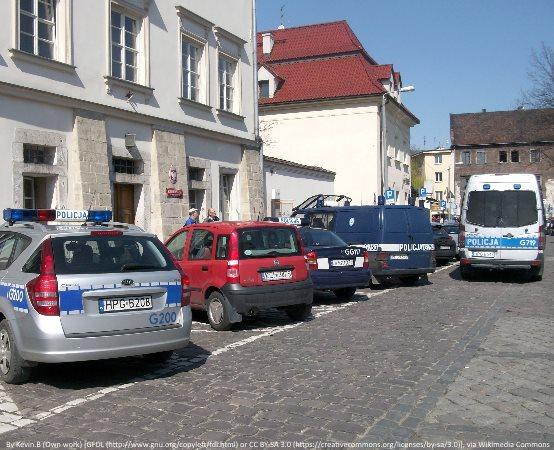 Policja Jaworzno: Bezpieczny pieszy