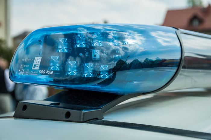 Policja Jaworzno: Bezpieczny motocyklista